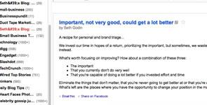 Export google reader rss