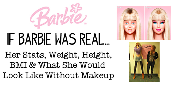 if barbie was real - photo #23