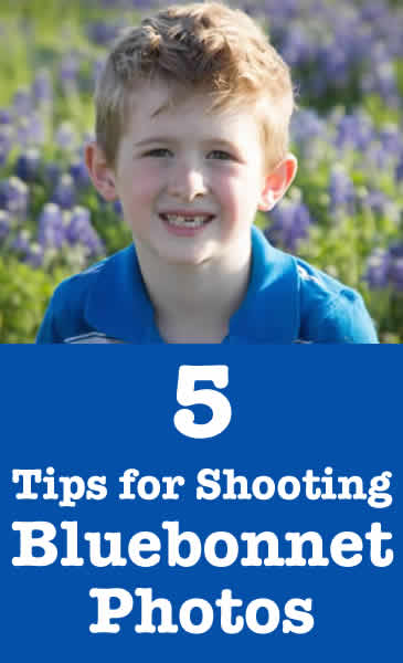 5 Tips for Taking Texas Bluebonnet Photos With Kids