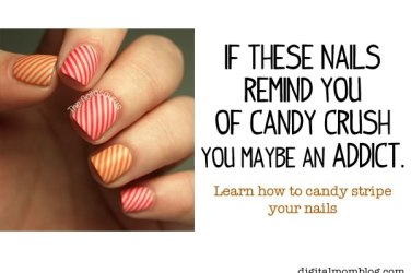 Candy Crush Nails