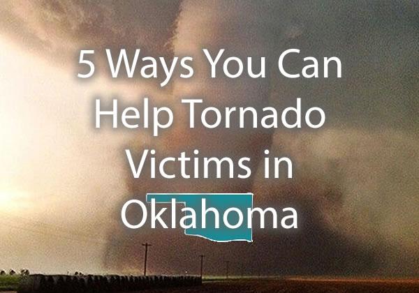 help oklahoma tornado victims