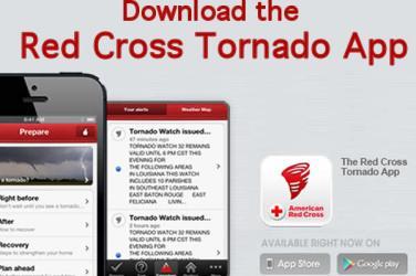 tornado warning app from red cross