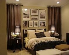 bedroom-photo-wall