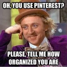 pinterest-organized