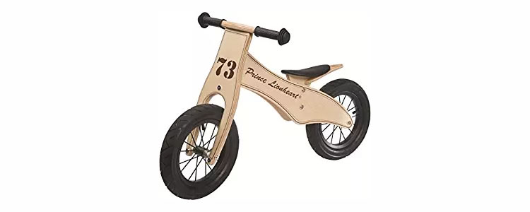toddler bikes - prince lionheart