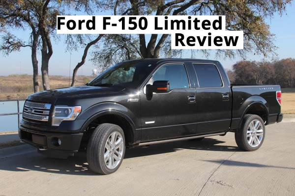 Ford F-150 Limited Review