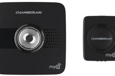 myq chamberlain smart phone enable garage door opener