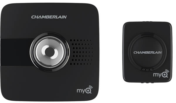 myq chamberlain smart phone enable garage door opener