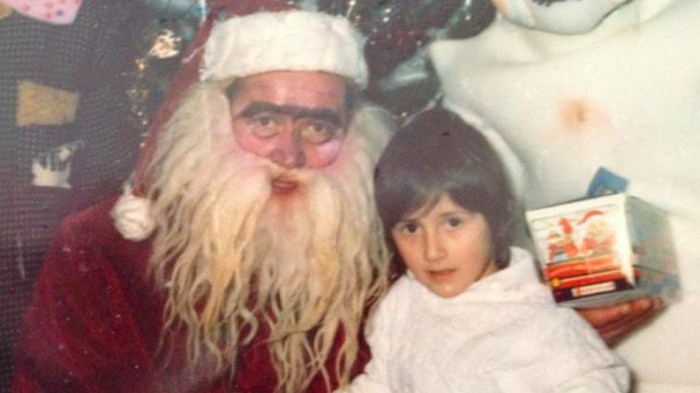 scary santa clause