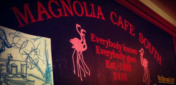 Magnolia Cafe in Austin, TX