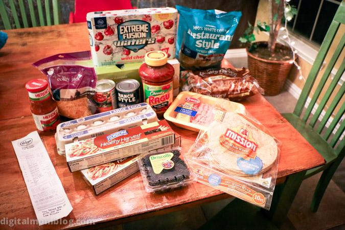 kroger groceries