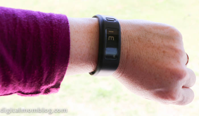 garmin-vivofit-review-sync