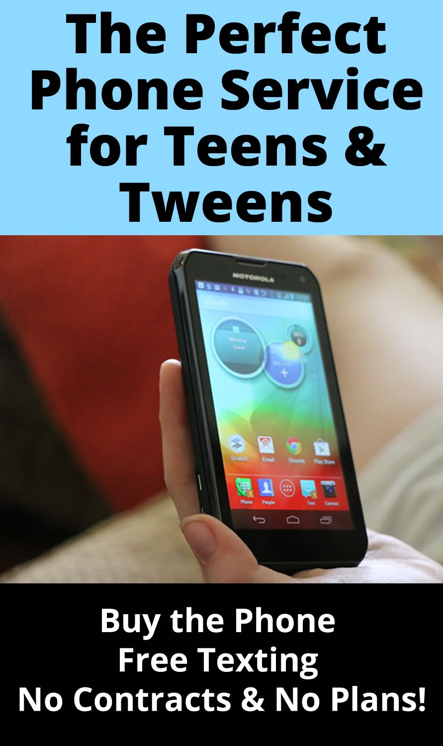 perfect teen or tween phone