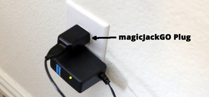 magicjack plug