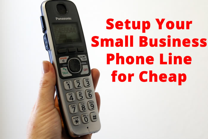 small business phone line