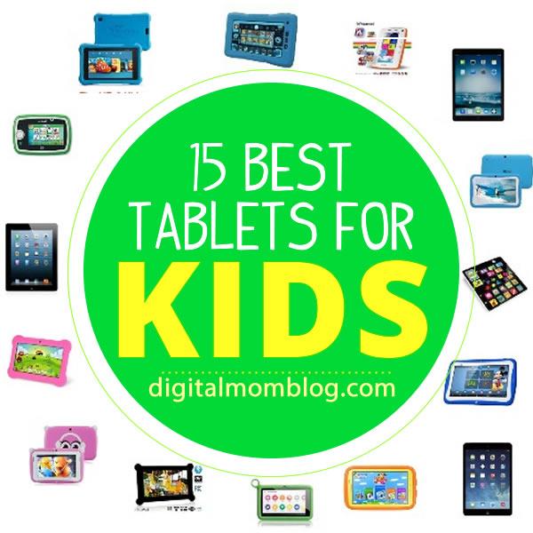 Best Tablets for Kids 2018