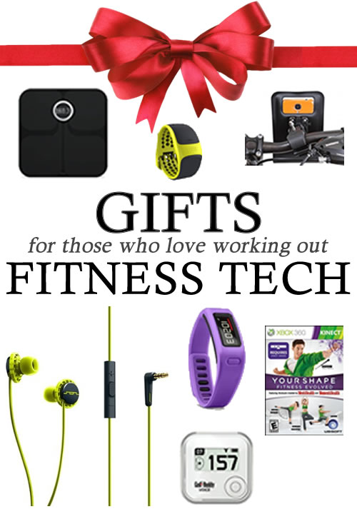 Fitness Tech Gift Ideas