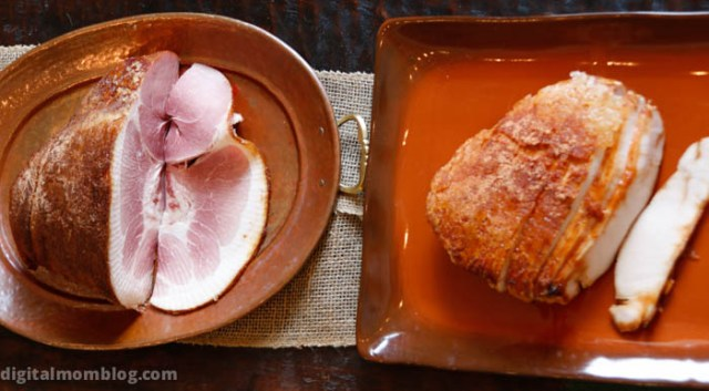 HoneyBaked Ham and Turkey Thanksgiving Meal