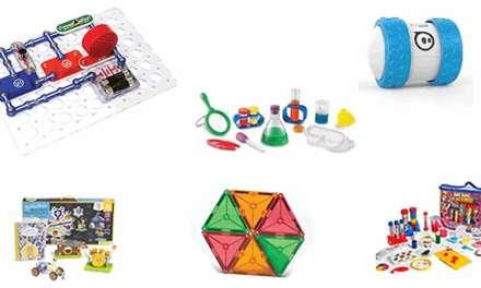 Tech Gift Ideas: STEM Toys for Kids