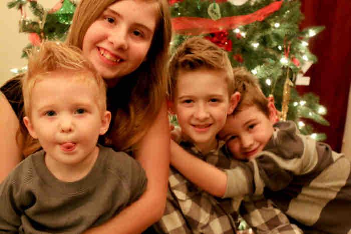 Christmas Photo 2014