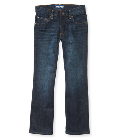 PS from Aero bootcut dark jeans