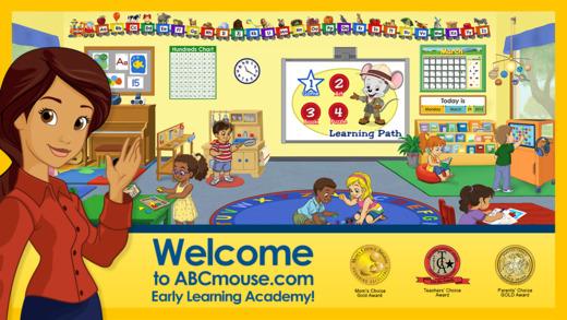 abc mouse app