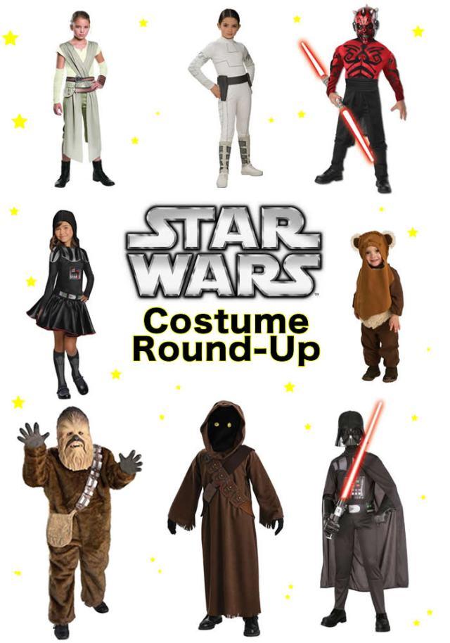 star wars costumes ideas