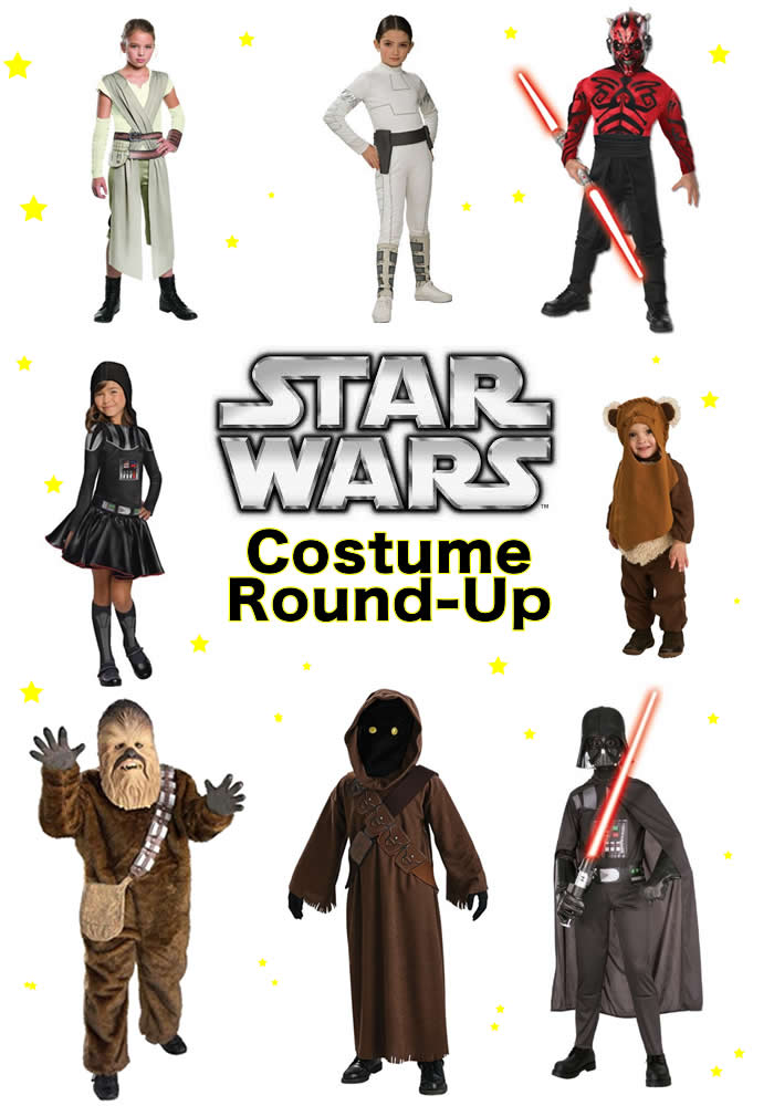 star wars costumes ideas