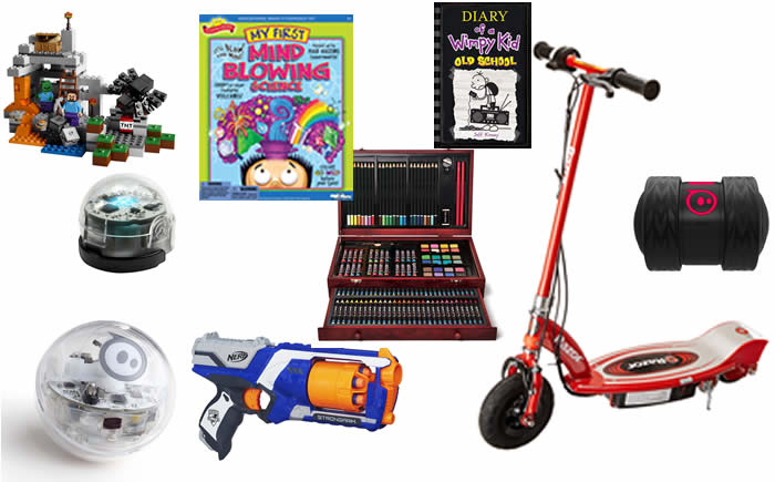 10 Gift Ideas for Tweens That Inspire Learning, Creativity and Play