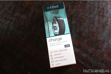 fitbit charge fitness tracker
