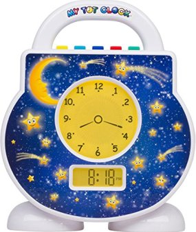 My Tot Toddler Alarm Clock