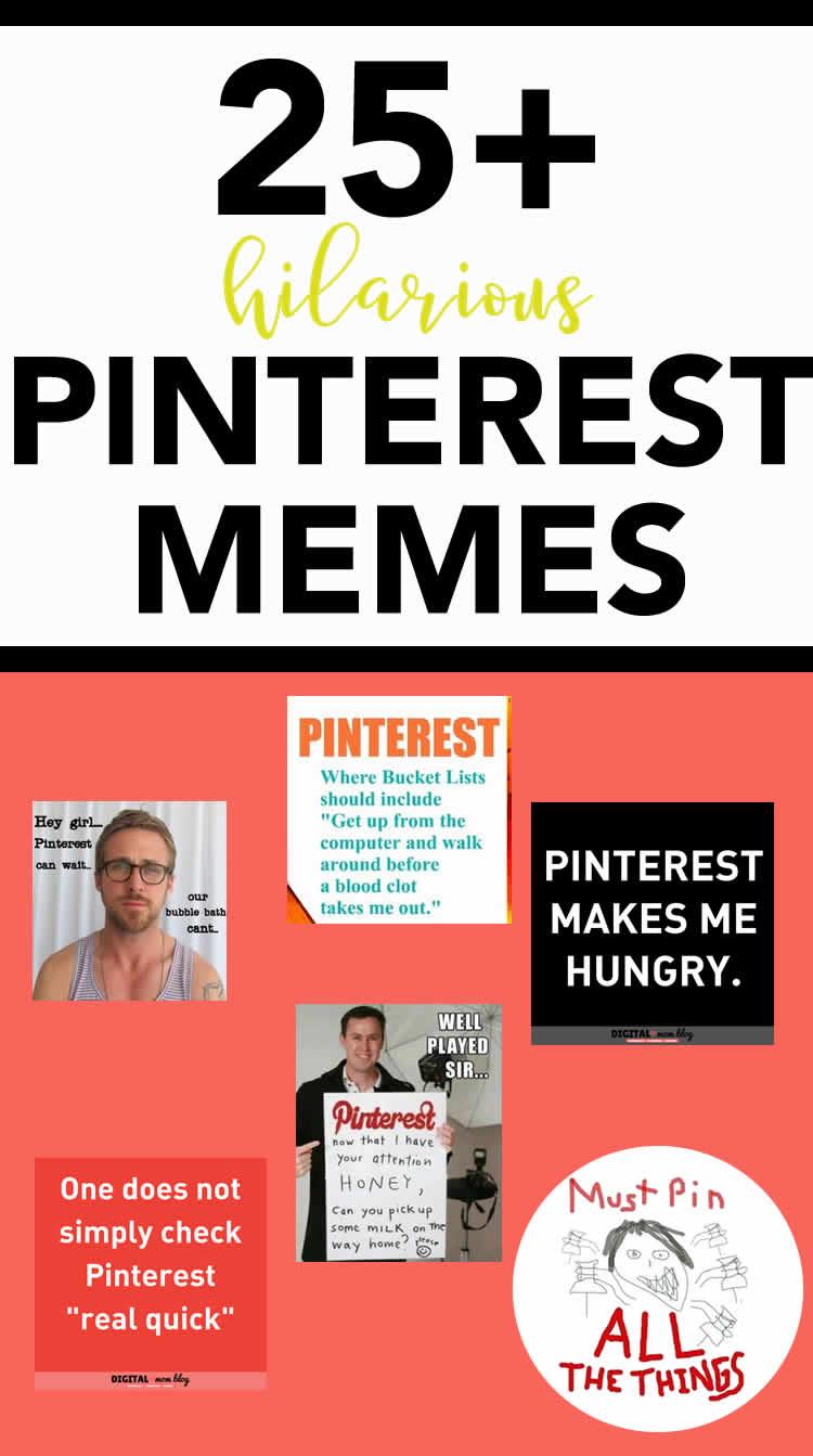 Pinterest Memes