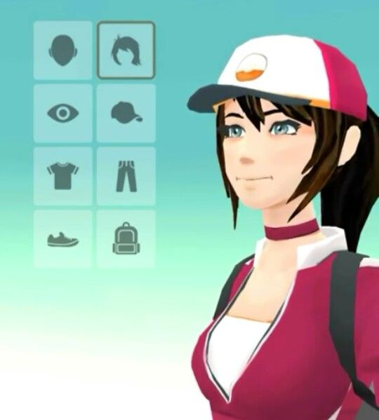 pokemon trainer avatar