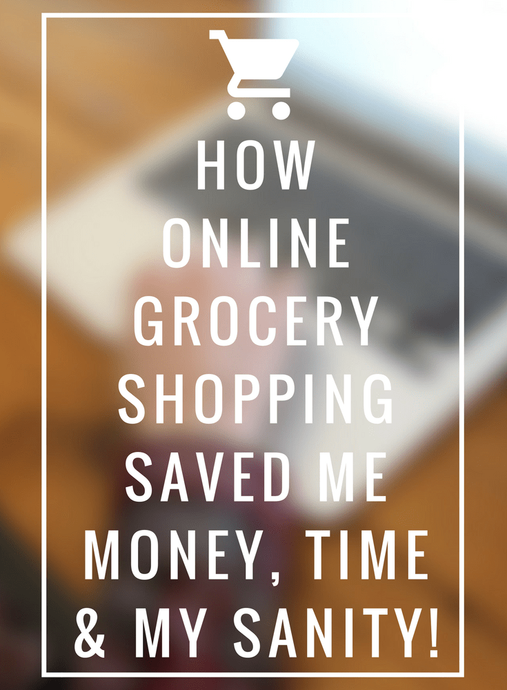 How Online Grocery Shopping Saved My Sanity and Saved Me Money