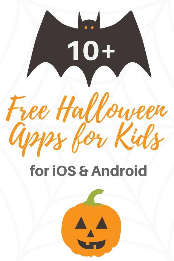 Free Kids Halloween Apps