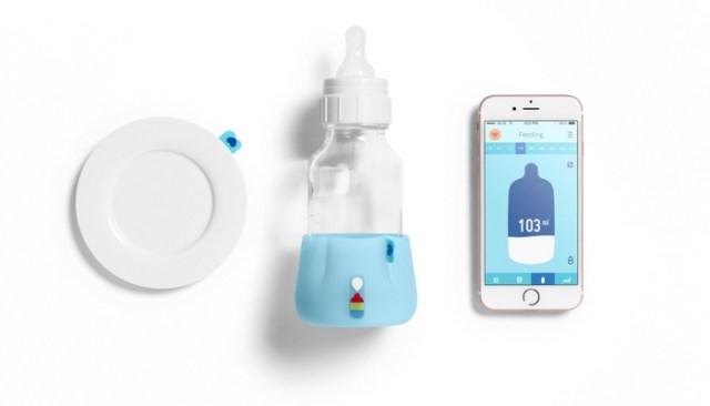 bluesmart mia smart baby feeding system