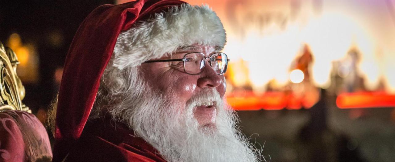 Christmas at the Hilton Anatole