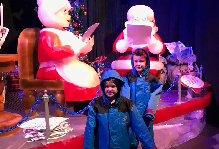 christmas dallas family friendly