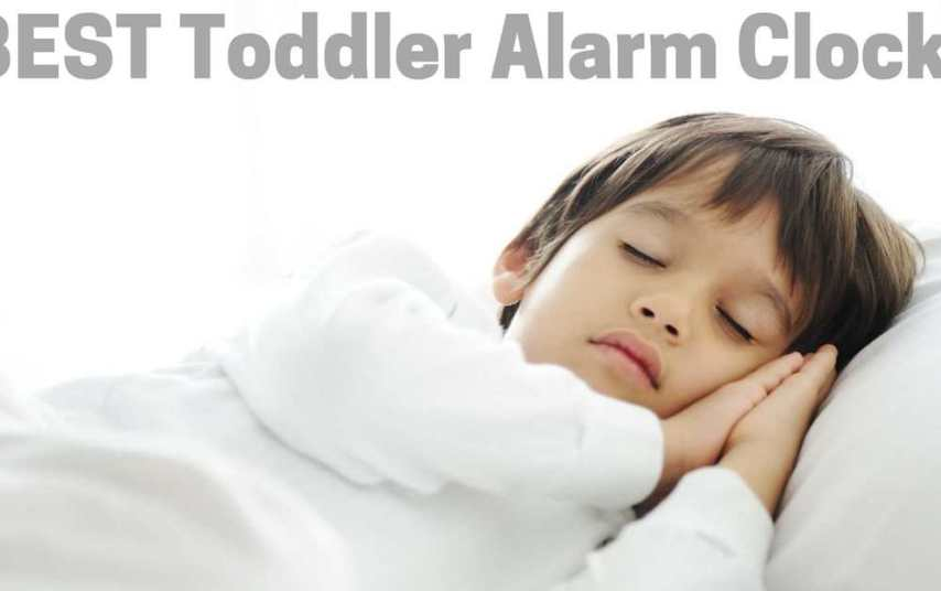 Best Toddler Alarm Clocks - Perfect for Sleep Training!