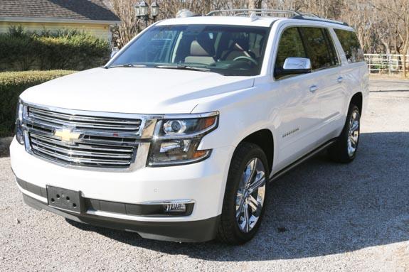 2017 Chevrolet Suburban Review
