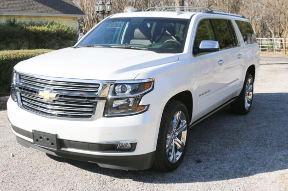 2017 Chevrolet Suburban Review – This Is Not the Suburban I Knew Growing Up!