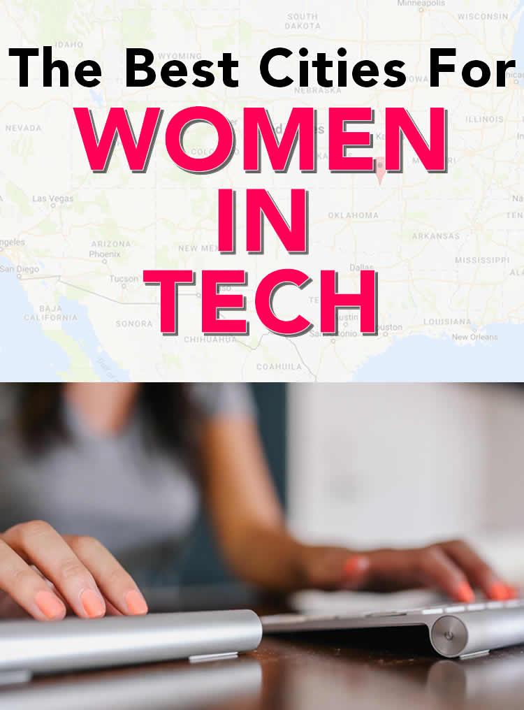Best Cities for Women in Tech - Tech News