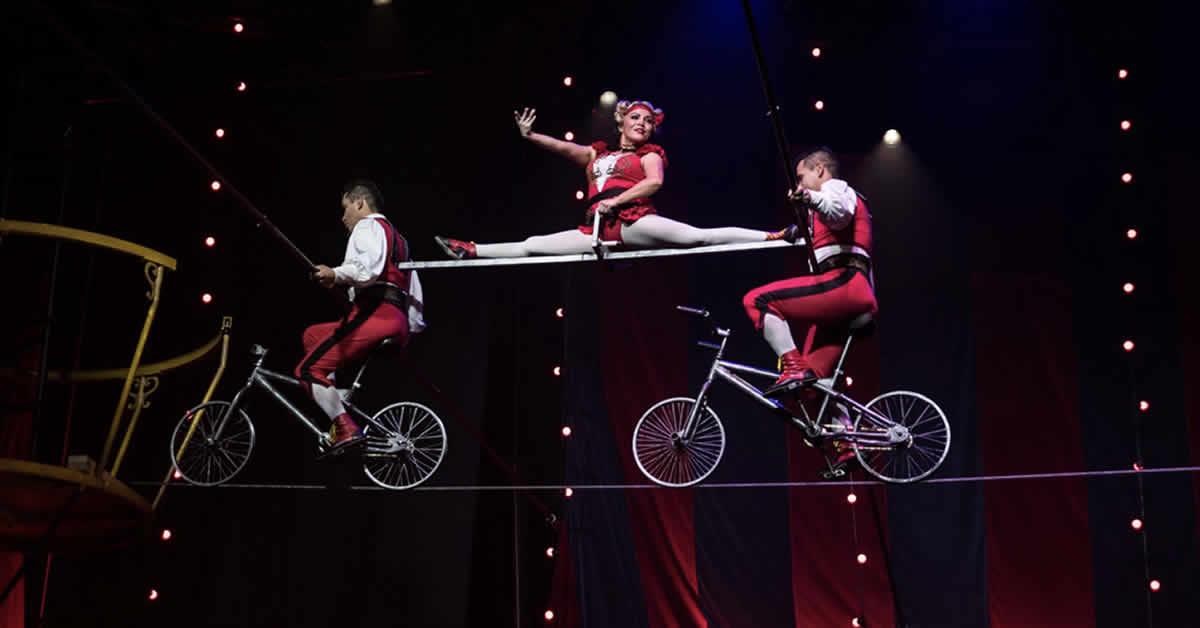 dallas circus – circus 1903