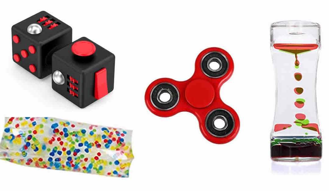Fidget Cubes and Fidget Toys – Friday Fave Gadget