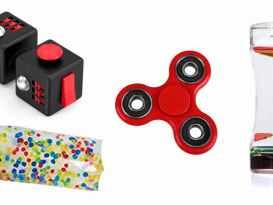 fight the fidget - fidget toys and fidget gadgets
