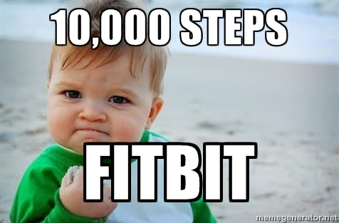 fitbit kid meme - 50+ Hilarious Fitbit Memes - Share These With Your FitBit Friends!