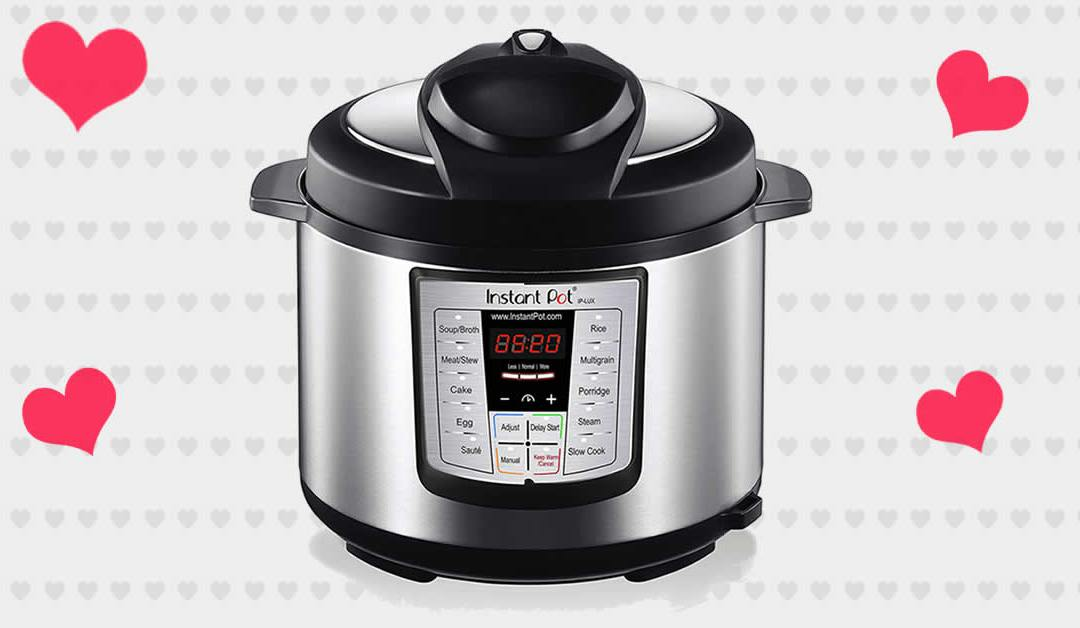 5 Reasons Why The Instant Pot is the Best Kitchen Technology Gadget Ever
