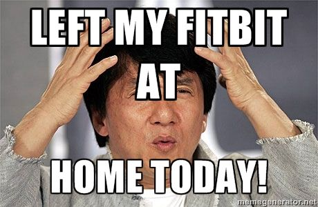 jackie chan fitbit meme - 50+ Hilarious Fitbit Memes - Share These With Your FitBit Friends!