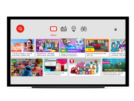 YouTube Kids on Smart TVS