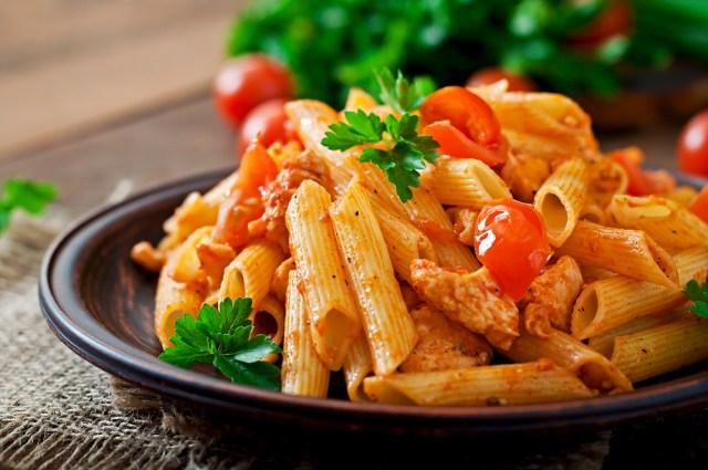 Instant Pot Turkey Pasta